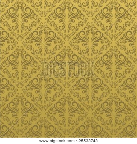 Seamless floral pattern. Nice to use as background.