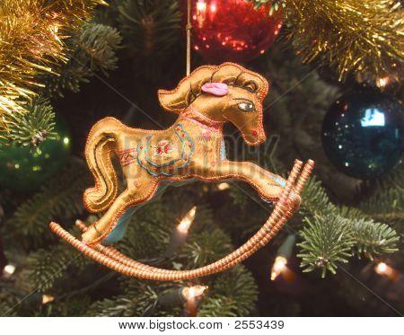 Horse Ornament 2