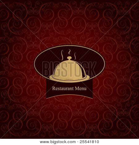 Restaurant menu concept design