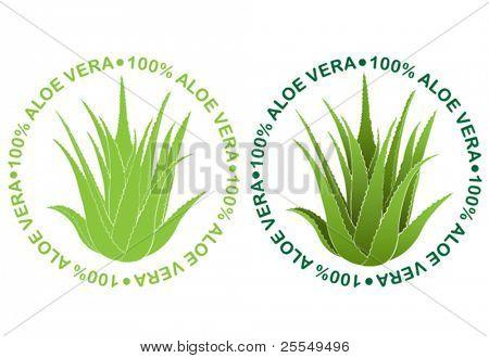 Aloe Vera Seals