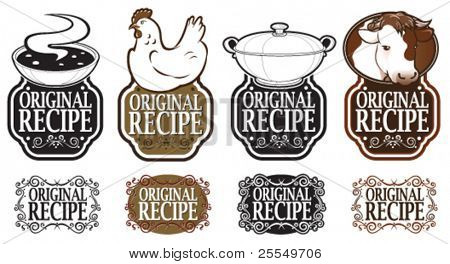 Original Recipe Vertical Seal Collection