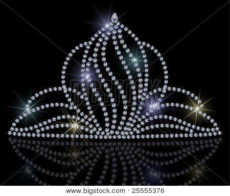 Shiny diadem
