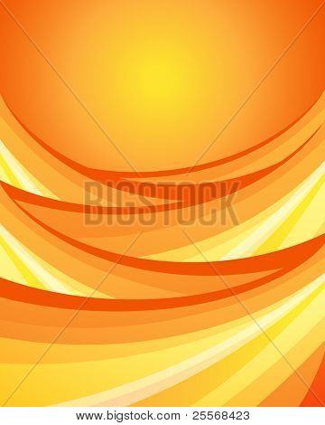 summer background  - for VECTOR version please visit my portfolio