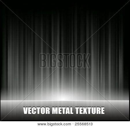 Vector de la textura del metal