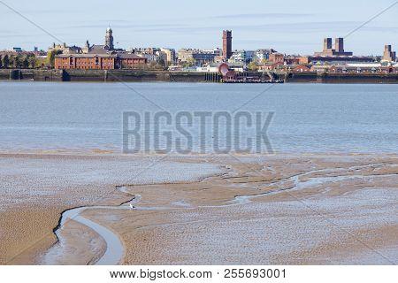 Birkenhead Seen From Liverpool Liverpool