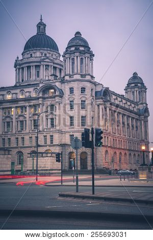 Port Of Liverpool Building Liverpool