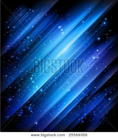blue abstract background for your design - JPG version