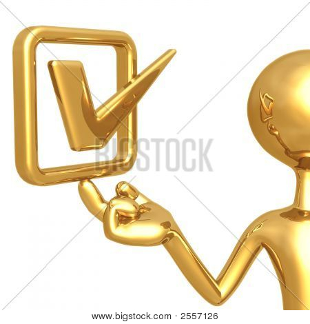 Voto de oro
