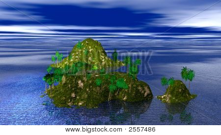 Island High End Top Islands
