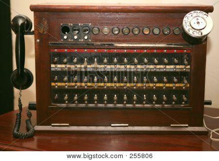 Antigo central telefónica.