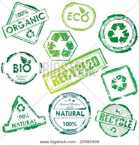 eco stamp set