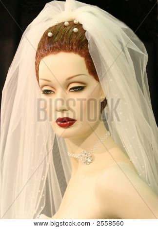 Wedding Mannequin