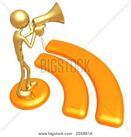 RSS Megaphon