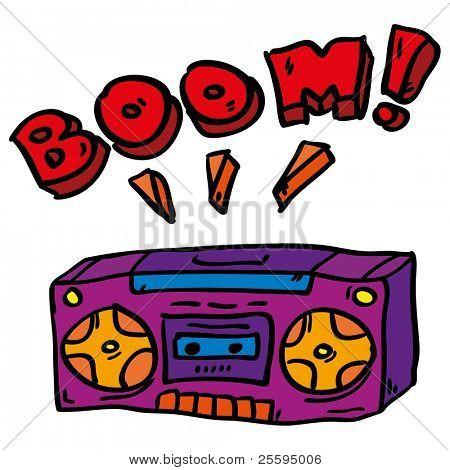 Doddle boombox