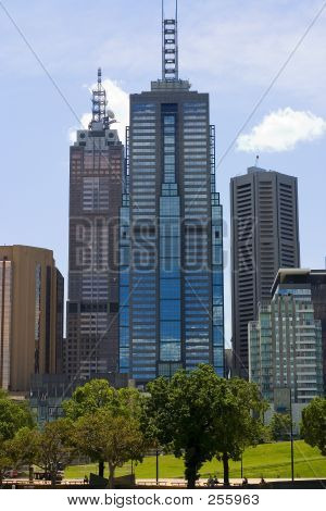 Citybuildings Downtown Melbourne