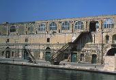 Old Warehouse At Dockside