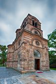 Church Of The Holy First Martyr Stephen, Lazarica Church, Kruševac - Serbia. Monument Of Culture Of  poster