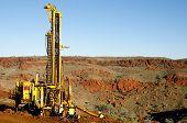 Exploration Rc Drill Rig - Western Australia poster