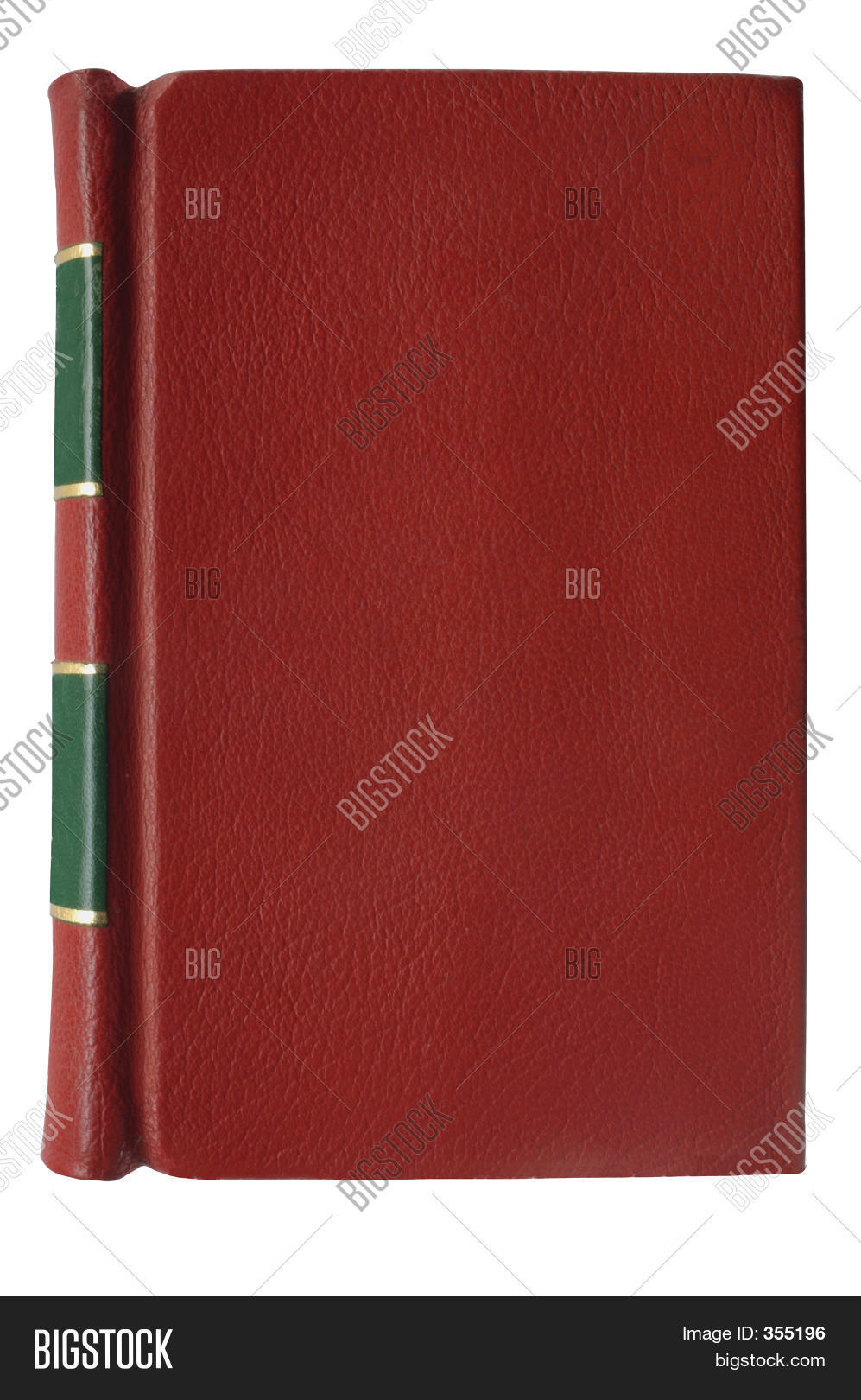 Book Cover Stock Photography ~ Red leather bound book cover stock photo images