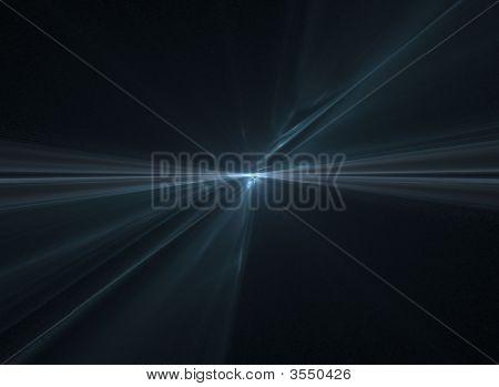 Black Horizon Fractal