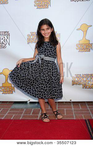 LOS ANGELES - JUL 26:  Lauren Boles arrives at the 2012 Saturn Awards at Castaways on July 26, 2012 in Burbank, CA