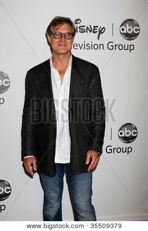 LOS ANGELES - JUL 27:  Henry Czerny arrives at the ABC TCA Party Summer 2012 at Beverly Hilton Hotel on July 27, 2012 in Beverly Hills, CA