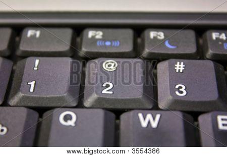 123 Computer Keyboard