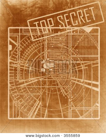 Top Secret Blueprint