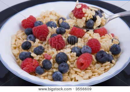 Fruit & Cereal