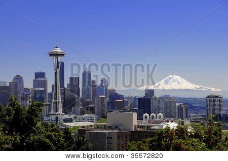 Horizonte de Seattle