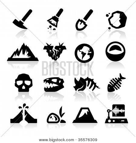 Icono de Geología