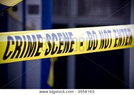 Cena do Crime polícia