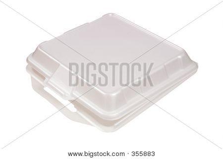 Styrofoambox