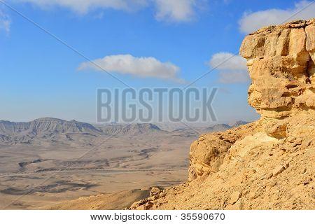Crater Makhtesh Ramon
