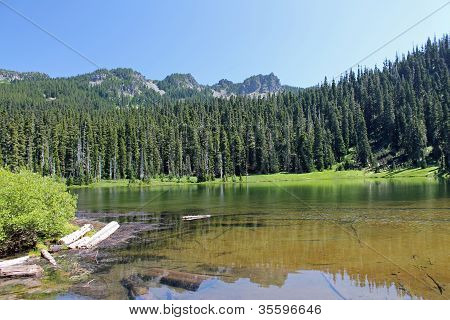 Hank's Lake