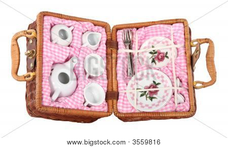 Tea Or Coffee Basket