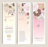 foto of get well soon  - floral banners - JPG