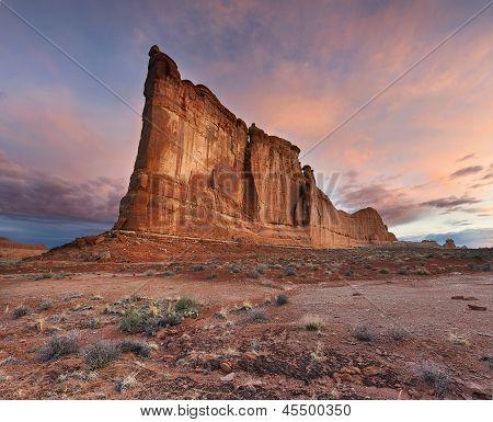 Tower of Babel Radiating Dawn