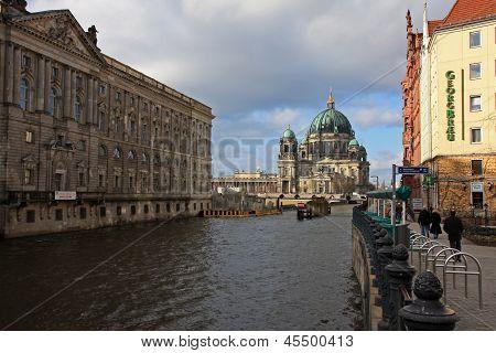 Berliner Dom, The Dom Of Berlin