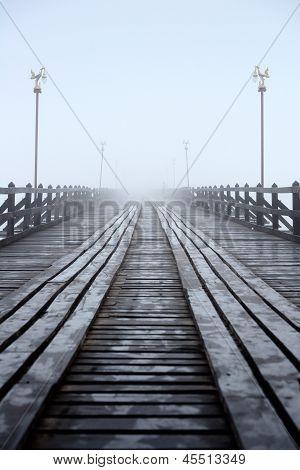 Wooden Bridge Call
