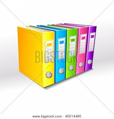 Colorful File