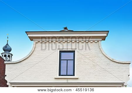 White Gable