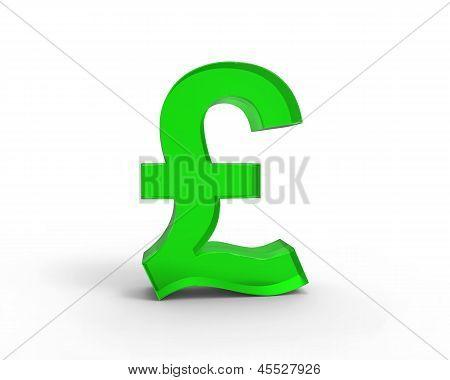 symbol pound sterling