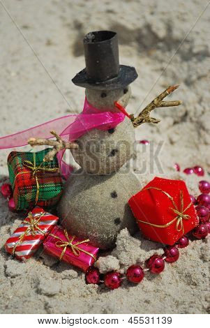 Happy Holidays from the Beach