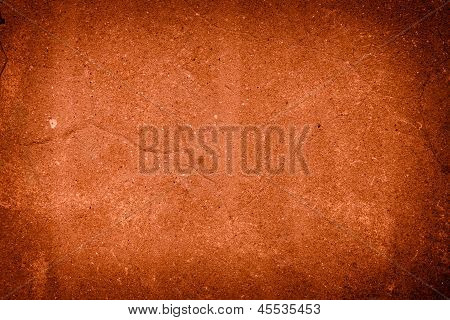 Abstract Dark Red Background Of Elegant Vintage Grunge Texture