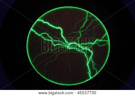green light circle