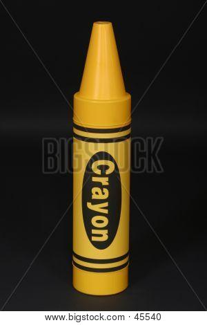 Big Yellow Crayon