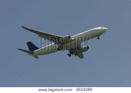 Passenger Airplane. Version