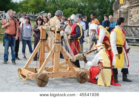 Festival Of Historical Reenactment
