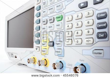 Professional Modern Test Equipment - Analyzer